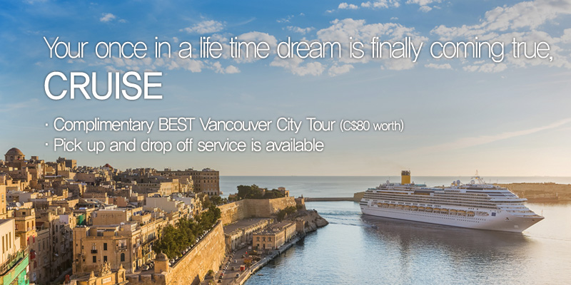 Cruise : OKTour (Mobile) - Best Korean Travel Agency in Canada